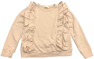 Vicolo Pink Cotton Knitwear for Women