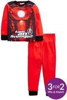 Marvel Iron Man Boys Dress Up Pyjamas