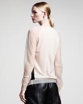 Reed Krakoff Colorblock Sport Sweatshirt
