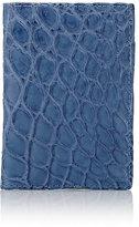 Barneys New York Men's Vertical Card Case-BLUE