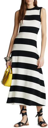 Polo Ralph Lauren Striped Sleeveless Dress