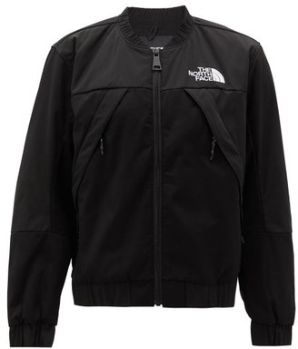 The North Face Black Series - Logo-print Canvas Bomber Jacket - Black