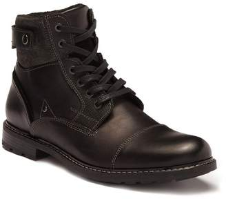 Aldo Olaenia Leather Lace-Up Boot