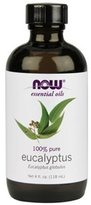 NOW 100% Pure Eucalyptus Oil 4 oz 8154563
