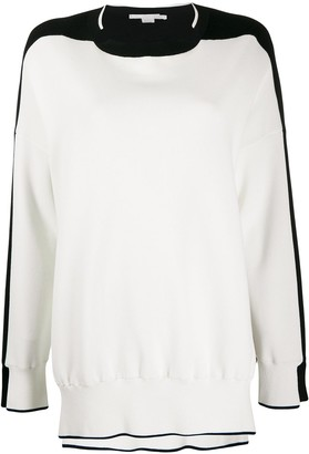 Stella McCartney Two-Tone Jumper