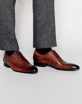 Ted Baker Mapul Leather Oxford Shoes