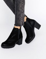 Blink Heeled Chelsea Boot