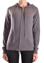 Liu Jo Women's Grey Viscose Sweatshirt.