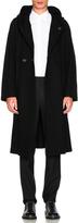 Yohji Yamamoto Hooded Coat