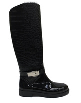 Bamboo Black Stormy Boot