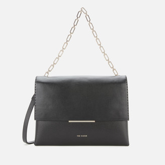 Ted Baker Women's Diaana Bar Detail Shoulder Bag - Black