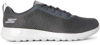 Skechers Charcoal GOwalk Max-Effort Mesh Running Sneakers