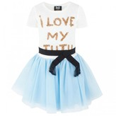 D&G 'I Love My Tutu' dress