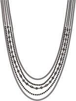 Nine West Multi Strand Necklace