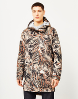 Hunter Mens Original 3 Layer Parka Camo