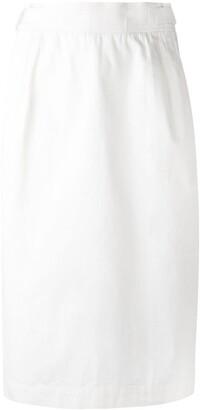Saint Laurent Pre-Owned vintage skirt