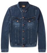 Nudie Jeans Billy Organic Denim Jacket - Indigo