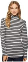 Hatley Stretch Jersey Turtleneck Women's Clothing