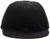 Givenchy Destroyed Hat