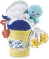 Baby Aspen Beach Buddies Bathtime Bucket Gift Set, 3-Piece