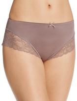 Fine Lines Micro Stretch Galloon Lace Bikini #MB071