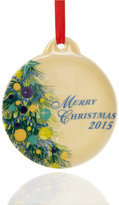 Fiesta 2015 Merry Christmas Ornament