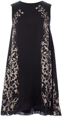 Mulberry Black Silk Dresses