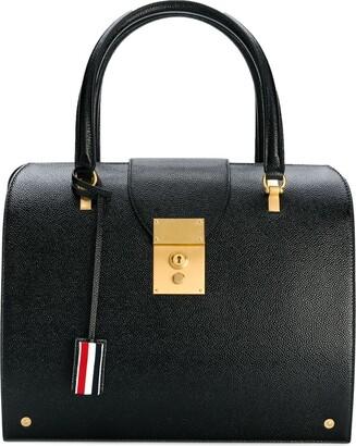Thom Browne Mrs. Thom Lucido Leather Bag