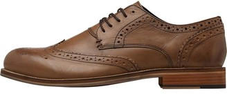 French Connection Mens Casual Brogues Tan