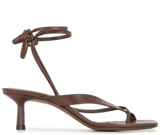 Neous Situla thong strap sandals