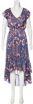 T-Bags LosAngeles Tbags Los Angeles Printed Maxi Dress