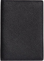 Smythson Men's Panama Passport Cover