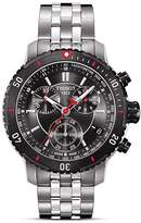 Tissot PRS 200 Men's Black Quartz Sport Watch, 42mm