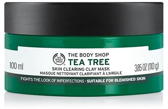 The Body Shop Tea Tree Oil Skin Clearing Clay Face Mask