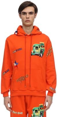 Self Made Jeepney Cotton Sweatshirt Hoodie
