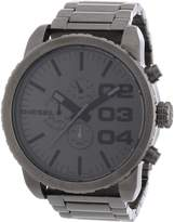Diesel Men's Double Down DZ4215 Stainless-Steel Quartz Watch