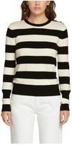 Rag & Bone Careen Pullover – White/ Black