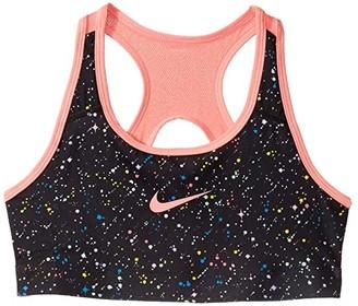 Nike Kids Pro Classic Reversible Bra (Little Kids/Big Kids) (Black/Pink Gaze/Black) Girl's Bra