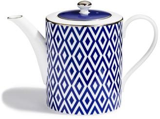 Halcyon Days Aragon Midnight Teapot