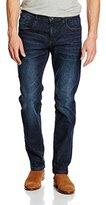 Esprit Men's 116EE2B008 - 5 Pocket Jeans, Blue (Blue Dark Wash), W31/L32