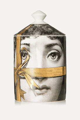 Fornasetti Regalo Gold Scented Candle, 300g - Colorless