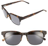 Ted Baker Men's 54Mm Polarized Sunglasses - Black