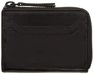 Dries Van Noten Black Zip Wallet