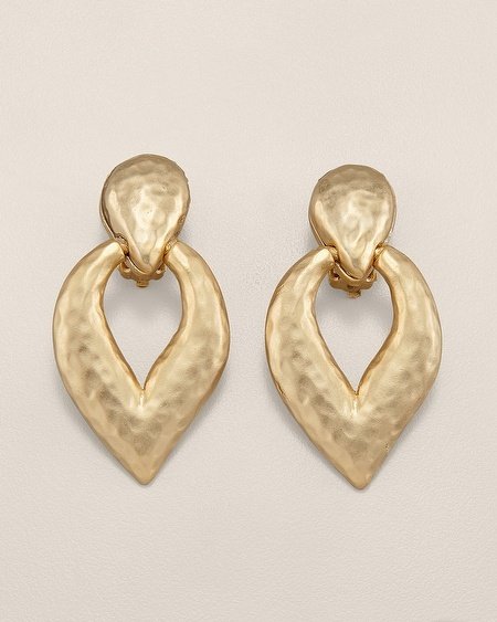 Chico's Erin Clip Earring