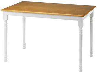 Oslo 114 cm Dining Table