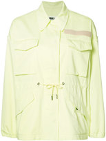MM6 MAISON MARGIELA patch pocket jacket - women - Cotton - 36