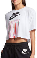 Nike International Casual Comfort Cropped Tee