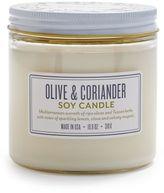 Sur La Table Olive & Coriander Soy Candle