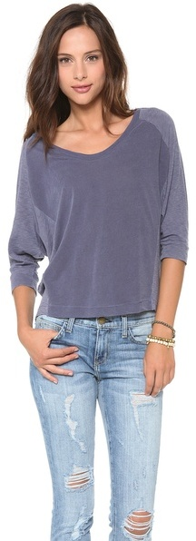 Splendid Vintage Whisper Dolman Top