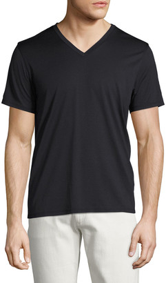 Theory New Clay Plaito V-Neck T-Shirt